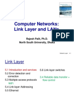 6276433386. Link Layer Protocols