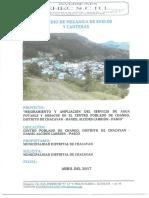 Estudio de Suelos Agua y Desague Centro Poblado de Chango (1)