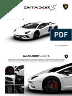 Aventador S Coupé - !! 4731EF 1