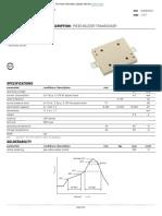 Cmt-1102-Smt Datasheet - Piezo Buzzer Transducer _ Cui Inc