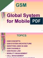 Basic of Gsm