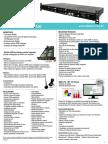 Datasheet Pabx Tdm Xt100
