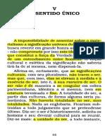 Levinas, e. - Humanismo Do Outro Homem (Cap.5 e 6)