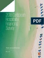 2018 Caribbean Hospitality Financing Survey Web