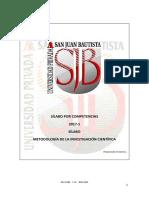Silabo Por Competencias Rec Fr 005 Programa Regular v 3 0 Met de La Inv Cient