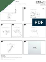 Dimlux - Manual de Instalação - 9130