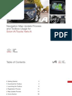 IA Navigation Update Guide FINAL Both | Screenshot