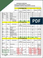 Plan Estudio Nutricion Dietetica 2014(UAM)
