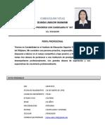 Curriculum Olinda Cv 2018