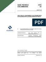 Gtc81 Guia Para El Equipamiento Electromecanico de Pequeñas Instalaciones Hidroelectricas
