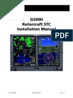 Manual de Instalación STC G500H