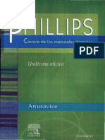 298147741 La Ciencia Delos Materiales Dentales PHILLIPS