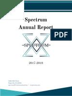 annual report spectrum