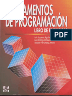 Fundamentos de Programacion - Libro de Problemas (L. Joyanes, L. Rodriguez, M. Fernandez)