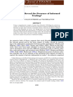 COLLIN-DUFRESNE Et Al-2015-The Journal of Finance