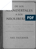 Faulkner. Una Historia Marxista Del Mundo