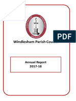 Wpc Annual Report 2017-18 Final