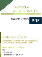 URGENCIAS GASTROINTESTINALES