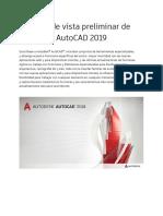 Guía Autocad 2019-Eng