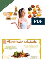 Alimentos Saludabes