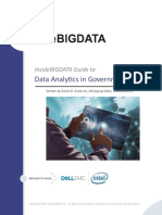 Guide to Data Analytics in Government