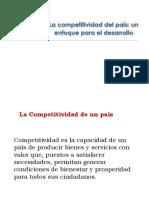 Competitividad Peru