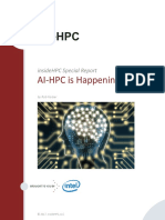 AI-HPC is Happening Now