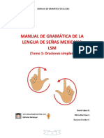 Manual Gramática LSM