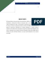 Sistema Interconectado de Arequipa