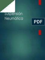 Suspensión Neumática