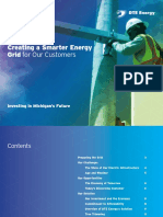 Electric Infrastructure Report