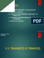 02) Clase 2 - Tránsito y Su Solución