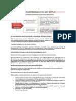 Resumen Directiva de Tesorería
