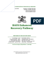 Enhanced Recovery Pathway With KNB Markups