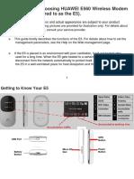 Huawei E560 User Manual