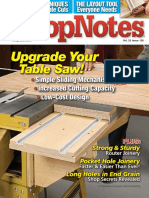 ShopNotes Magazine Issue 138