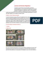 Aplicaciones de Partículas Magnéticas