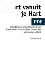 Start Vanuit Je Hart - Patrick Roozemond