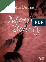 Motin en La Bounty - John Boyne