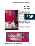 Reporte - 2 (Cultura Wixarika)