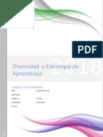 Diversidad y Estrategias de Aprendizaje