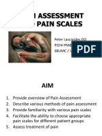 Pain Scales and Assessment unhas