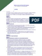 lei30 2002 Estatuto do Aluno do Ensino Não Superior