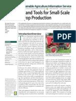 EquipmentTools4SmallScale PressmanATTRA Tools 1