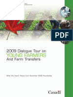 2009 Dialogue on Young Farmers1