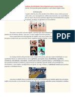 A Importância e Os Benefícios Das Atividades Físicas Regulares Para o Nosso Corpo