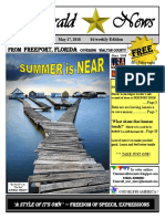 The Emerald Star News - May 17,2018 Edition