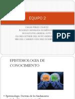Equipo 2 Epistemologia y Paradigmas