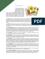 Breve Descripcion Cartas Tarot 2