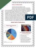 La Industria Textil y Confecciones